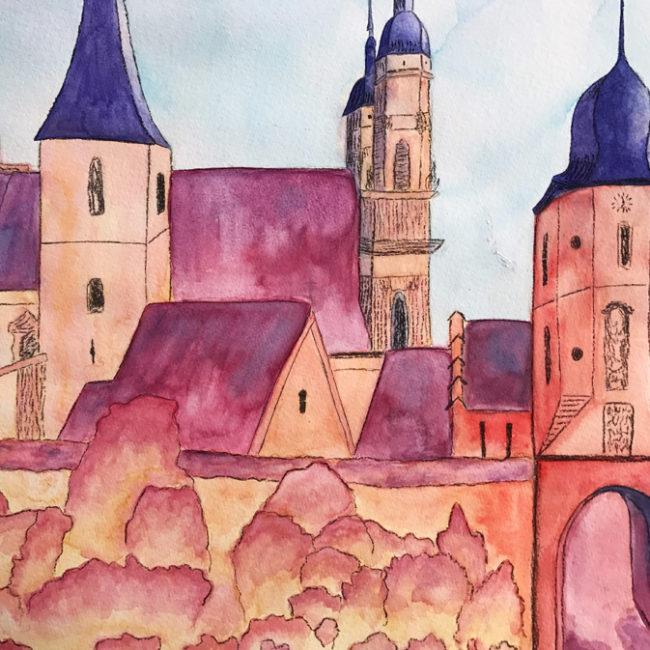 Kunstschule Kreativ Jugendatelier Kloster Schöntal